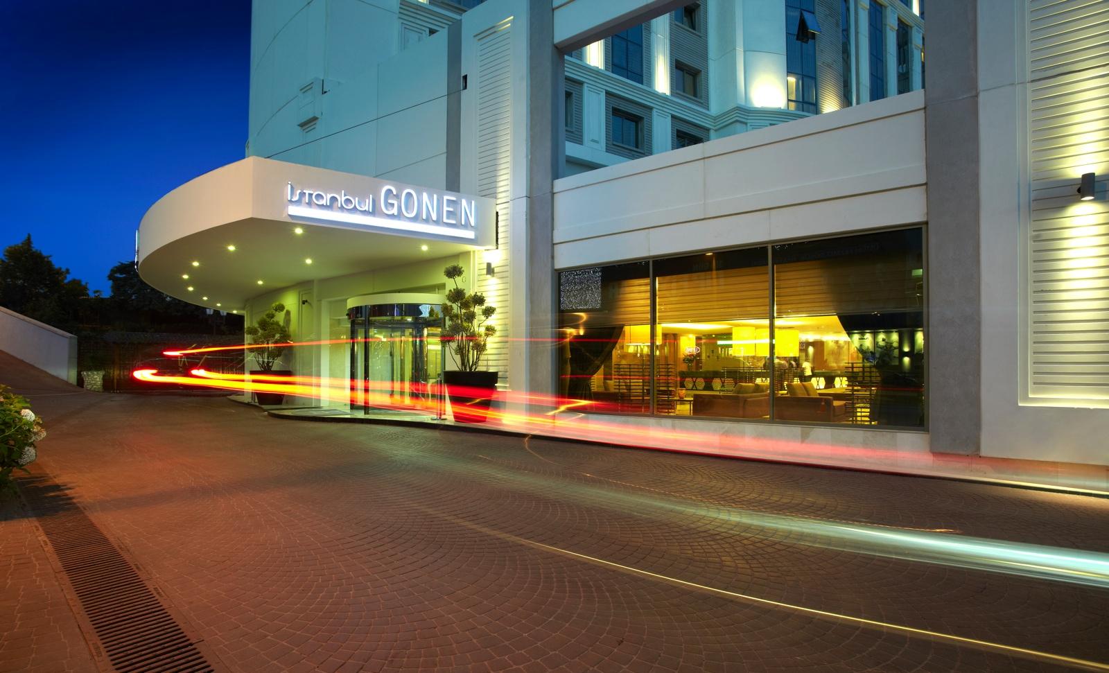 Gonen hotel taksim gonen hotel taksim for Al majed hotel istanbul