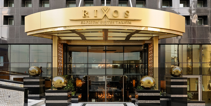 Rixos pera hotel taksim rixos pera hotel taksim best for Taksim premium hotel