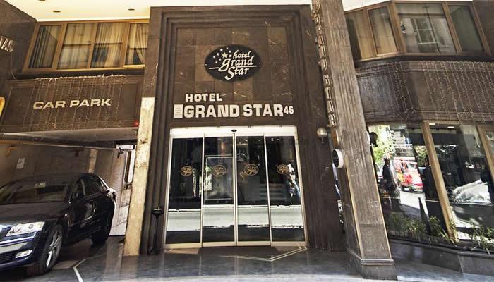 Hotel Grand Star Taksim Istanbul Turkey