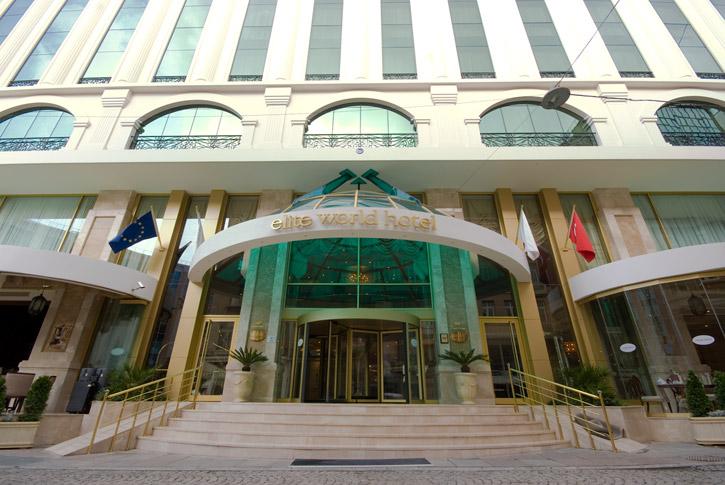 Elite world prestige hotel taksim for Al majed hotel istanbul
